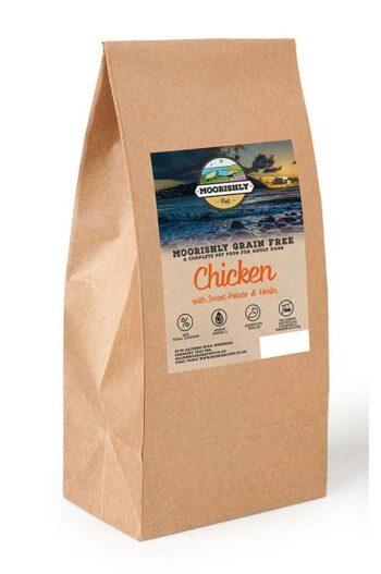 Moorishly Grain Free Dog Food Chicken