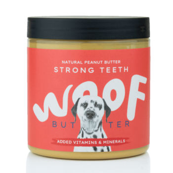 Woof Butter - Strong Teeth 250g