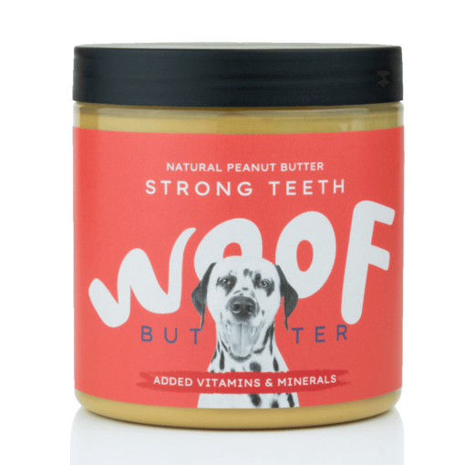 Woof Butter - Strong Teeth 250g
