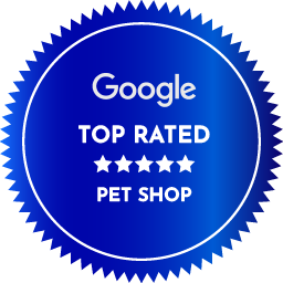 Top Rated Pet Shop on Google