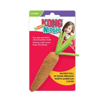 KONG Nibble Carrots Assorted Cat Toy